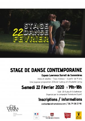 Stage de Danse Contemporaine