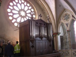 Orgue Eglise Saint Pons